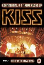 Kiss - Konfidential & Extreme Close-Up DVD-Cover