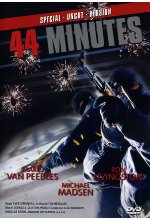 44 Minutes - Special Uncut Version DVD-Cover