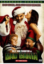 Bad Santa - Extended Version DVD-Cover