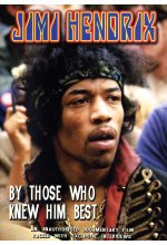 Jimi Hendrix - By those who knew him best DVD-Cover