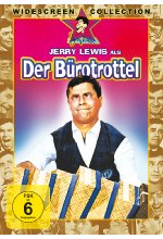 Der Bürotrottel DVD-Cover