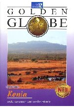 Kenia - Golden Globe DVD-Cover
