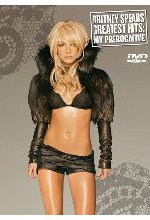 Britney Spears - Greatest Hits: My Prerogative DVD-Cover