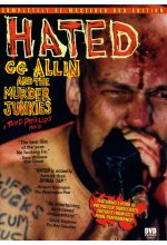 GG Allin & The Murder Junkies - Hated DVD-Cover