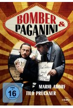 Bomber & Paganini DVD-Cover