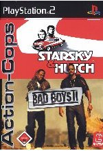 Action Cops (Starsky & Hutch + Bad Boys 2) Cover