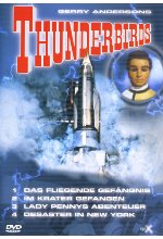 Thunderbirds 1 - Folgen 1-4 DVD-Cover