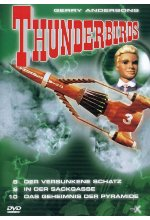 Thunderbirds 3 - Folgen 8-10 DVD-Cover