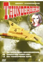 Thunderbirds 4 - Folgen 11-13 DVD-Cover