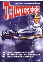 Thunderbirds 5 - Folgen 14-16 DVD-Cover