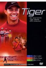 Tiger - Tiger Woods Collection  [3 DVDs] DVD-Cover