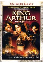 King Arthur  [DC] DVD-Cover
