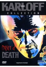 Dance of Death DVD-Cover