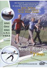 World of Nordic Fitness in 7 Steps DVD-Cover
