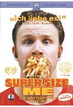 Super Size Me  [2 DVDs] DVD-Cover
