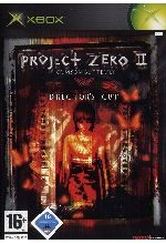 Project Zero 2 - Crimson Butterfly Cover