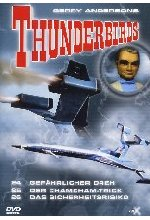 Thunderbirds 8 - Folgen 24-26 DVD-Cover