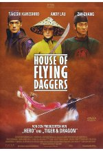 House of Flying Daggers DVD-Cover