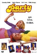 Party Monster DVD-Cover