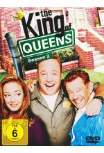 The King of Queens - Season 2  [4 DVDs] DVD-Cover