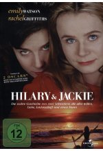 Hilary & Jackie DVD-Cover