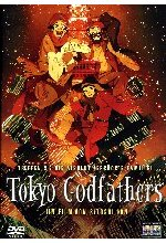 Tokyo Godfathers DVD-Cover