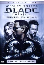 Blade: Trinity  [2 DVDs] DVD-Cover