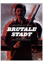 Brutale Stadt DVD-Cover
