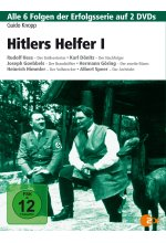 Guido Knopp: Hitlers Helfer 1  [2 DVDs] DVD-Cover