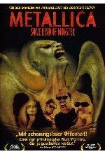 Metallica - Some Kind Of Monster (OmU) DVD-Cover