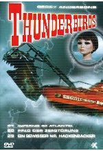 Thunderbirds 9 - Folgen 27-29 DVD-Cover
