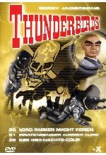 Thunderbirds 10 - Folgen 30-32 DVD-Cover