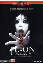 Ju-On: The Grudge 2 DVD-Cover