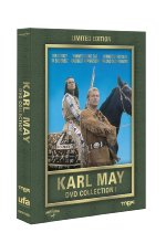 Karl May - Collection 1  [LE] [3 DVDs] DVD-Cover