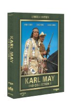 Karl May - Collection 2  [LE] [3 DVDs] DVD-Cover