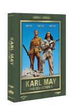 Karl May - Collection 3  [LE] [3 DVDs] DVD-Cover