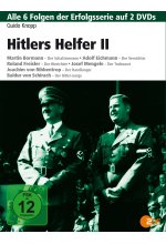 Guido Knopp: Hitlers Helfer 2  [2 DVDs] DVD-Cover