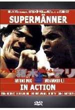 Supermänner in Action DVD-Cover