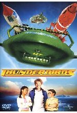 Thunderbirds DVD-Cover