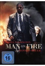 Man on Fire - Mann unter Feuer DVD-Cover