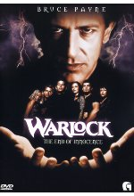 Warlock - The End of Innocence DVD-Cover