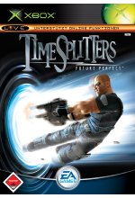 Time Splitters Future Perfect Cover