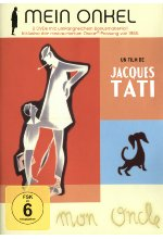 Tati - Mon Oncle  (OmU) [2 DVDs] DVD-Cover