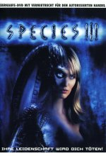 Species 3 DVD-Cover