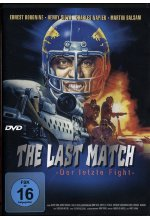The Last Match - Der letzte Fight DVD-Cover