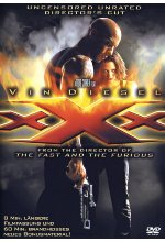 xXx - Triple X - Uncensored Unrated  [DC] DVD-Cover