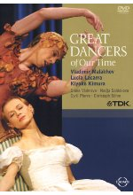 Great Dancers of Our Time DVD-Cover