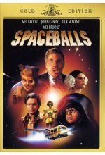 Spaceballs - Gold Edition  [2 DVDs] DVD-Cover