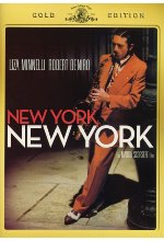 New York, New York - Gold Edition  [2 DVDs] DVD-Cover