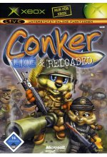 Conker - Live & Reloaded Cover